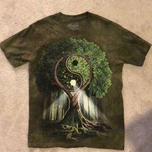 Like new peace tree t-shirt